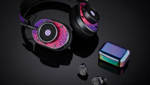 Master & Dynamic x PSG: Diese Kopfhörer-Kollektion ist nicht von dieser Welt