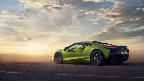 Mit dem McLaren Artura beginnt eine neue Ära: Goodbye V8, hello Plug-in!