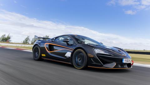 Brachiale Optik und Power: So fährt der schärfste McLaren mit Straßenzulassung