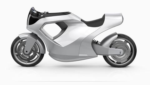 Model M: So stellt sich ein Designer das Tesla-Motorrad vor