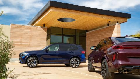 BMW X5 M und X6 M Competition: Schiere Kraft gepaart mit Hirnschmalz