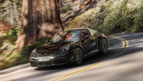 Porsche 911 Targa 4S: Wie alltagstauglich ist das Cabrio für jede Jahreszeit?