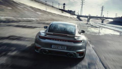 Stärkster Porsche 911: Der Zusatz Turbo S sorgt für Glücksgefühle