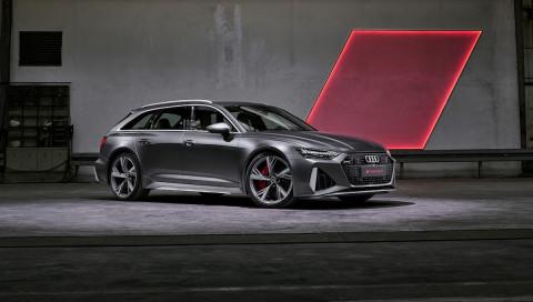 Audi RS 6 Avant 2020: mehr Power, mehr Style