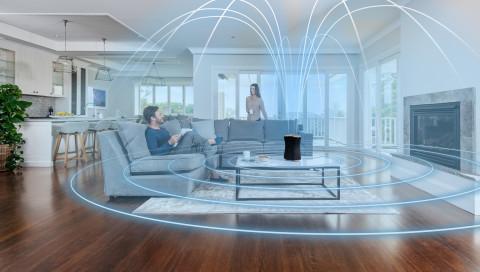 Sony setzt erstmals auch bei seinen Lautsprechern auf 360 Reality Audio