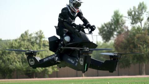 Das erste kommerzielle Hoverbike der Welt kann ab sofort bestellt werden