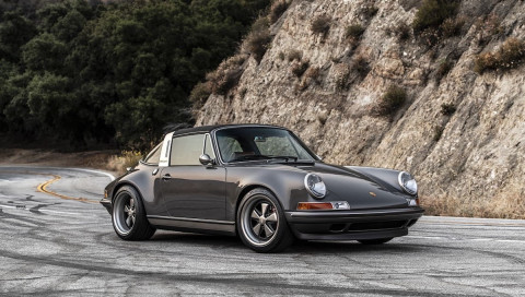 Singer Vehicle Design: Der Über-Porsche aus LA