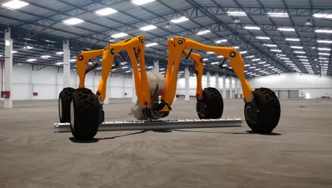 Diese Roboter sind (vielleicht) die Trecker von morgen