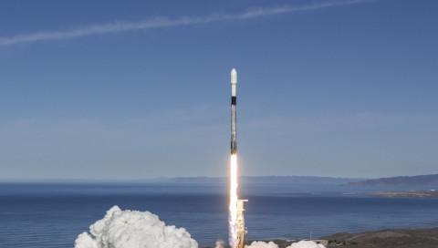 SpaceX hat vier Rekorde mit einem Start aufgestellt