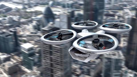 Urban Air Mobility: Ingolstadt könnte zur Teststrecke für Flugtaxis werden