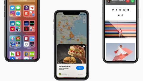iPhone nach Update: Das bedeuten der orangefarbene und grüne Punkt im Display