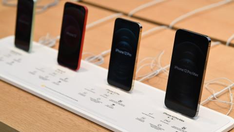 iPhone 13: Nächste iPhone-Generation soll neues Display bekommen