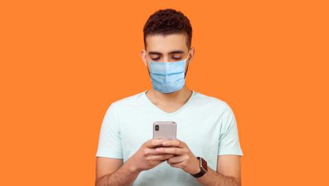 iPhone: So funktioniert das Entsperren mit Gesichtsmaske besser