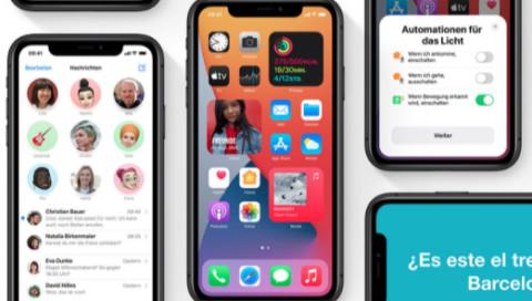 iOS 14: Erster großer Bug nervt iPhone-Nutzer
