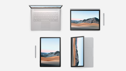 Microsoft launcht schnelleres Surface Book 3 und Surface Go 2