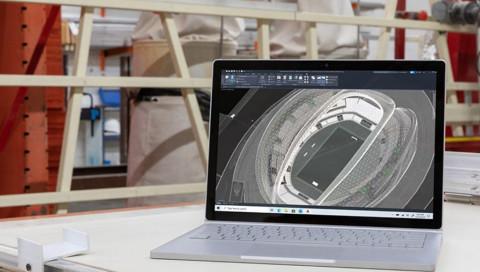 Das neue Microsoft Surface Book 3 überzeugt mit Superleistungsfähigkeit und Genialität