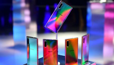 Galaxy Note 10: Samsung stellt sein neues Top-Smartphone vor