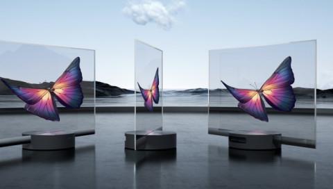 Xiaomi stellt einen transparenten Fernseher vor, den man wirklich kaufen kann