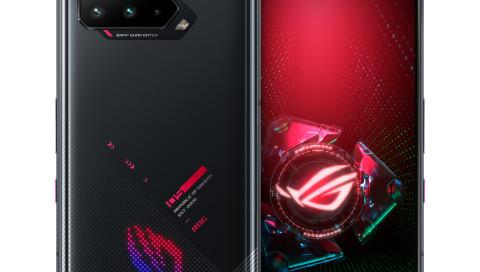 Asus: Gaming-Smartphone ROG Phone 5 veröffentlicht