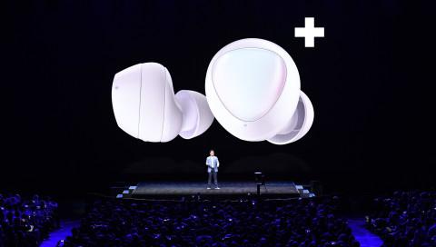 Galaxy Buds+: Samsung stellt neuartige Kopfhörer vor