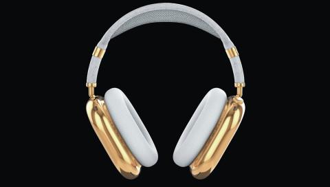 Caviar AirPods Max: So viel kosten die neuen Apple-Headphones in Gold