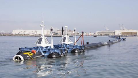 Ozeanfilter von The Ocean Cleanup ist gestartet