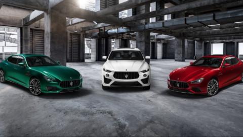 Maserati Trofeo: V8-Power nun auch im Ghibli und Quattroporte