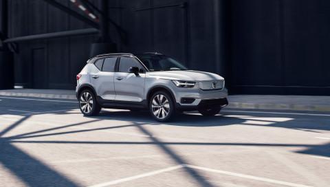 Volvo XC40 Recharge: Alle Infos zum neuen Elektro-SUV
