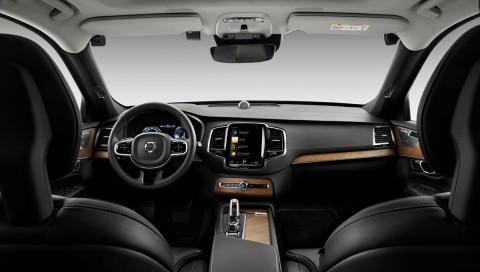 Gegen Alkohol am Steuer: Volvo will den Fahrer künftig mit Kameras überwachen