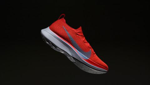 Mit diesem Schuh will Nike beim Berlin-Marathon die 2-Stunden-Marke knacken