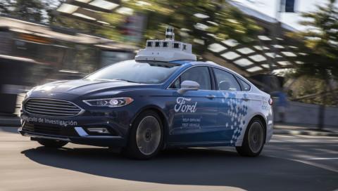 Ford und Walmart arbeiten an Waren-Lieferservice mit selbstfahrenden Autos
