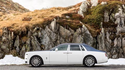 So fährt sich ein Rolls-Royce Phantom VIII
