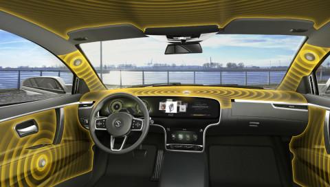 Dieses Audio-System macht das Auto zum Lautsprecher