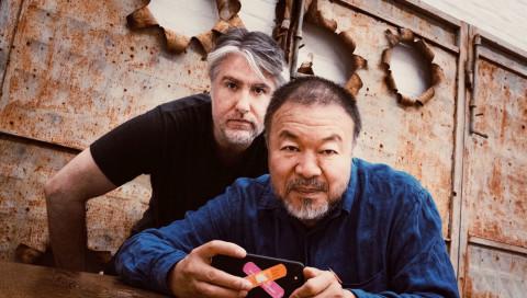 Ai Weiwei macht nun Kunst auf der Blockchain