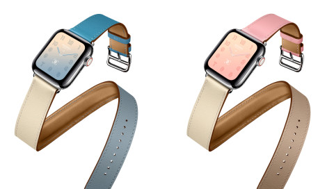 Passend zum Frühling! Die Apple Watch hat jetzt neue Armbänder