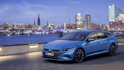 VW Arteon Shooting Brake: Viel mehr als nur ein Kombi