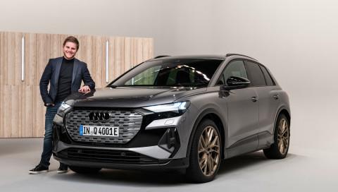 Audi Q4 e-tron: Der neue Einstieg in die elektrische Audi-Welt beginnt bei 41.900 Euro
