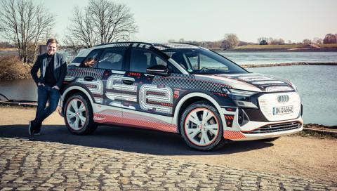 Audi Q4 e-tron (2021): Erstes Geheimnis zum kommenden E-Kompakt-SUV gelüftet