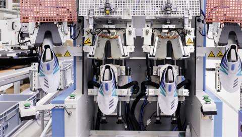 Speedfactory: Adidas produziert jetzt im Turbomodus