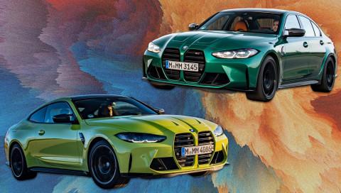 BMW M4 und M3 im Test: Geballte Münchner Power im Doppelpack