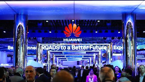 Huawei verkauft mehr Smartphones als Apple