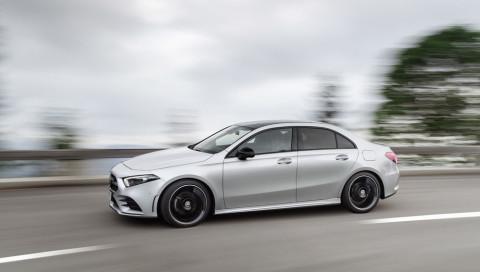 Mercedes bringt die A-Klasse Limousine nach Europa