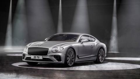 Bentley Continental GT Speed (2021): Nie war das Luxus-Coupé schneller!