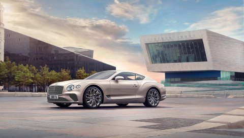Bentley Continental GT Mulliner: Englischer Autobauer stellt seinen neuen Luxuswagen vor