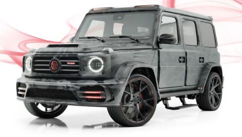 """Mercedes-AMG G 63 """"Star Trooper"""" mit 850 PS und 1000 Nm"""