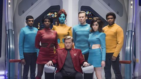 Neue Staffel: Black Mirror wagt sich weiter in die Zukunft