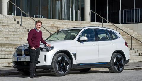 BMW iX3: Wenn Bremsen zum Abenteuer wird – und es gar kein Pedal mehr braucht