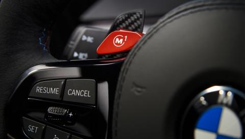 BMW M5 CS: Zum Jahresanfang gibt's ein PS-Feuerwerk – und einen Hauch Glamour