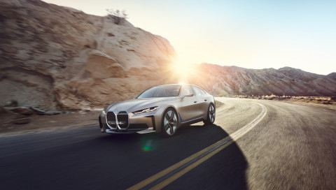 BMW i4 – Next Level