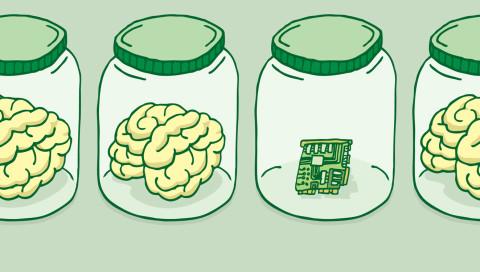 Ein Startup will den Verstand archivieren – aber dafür muss es töten
